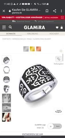 Warum ist der Ring so teuer?
