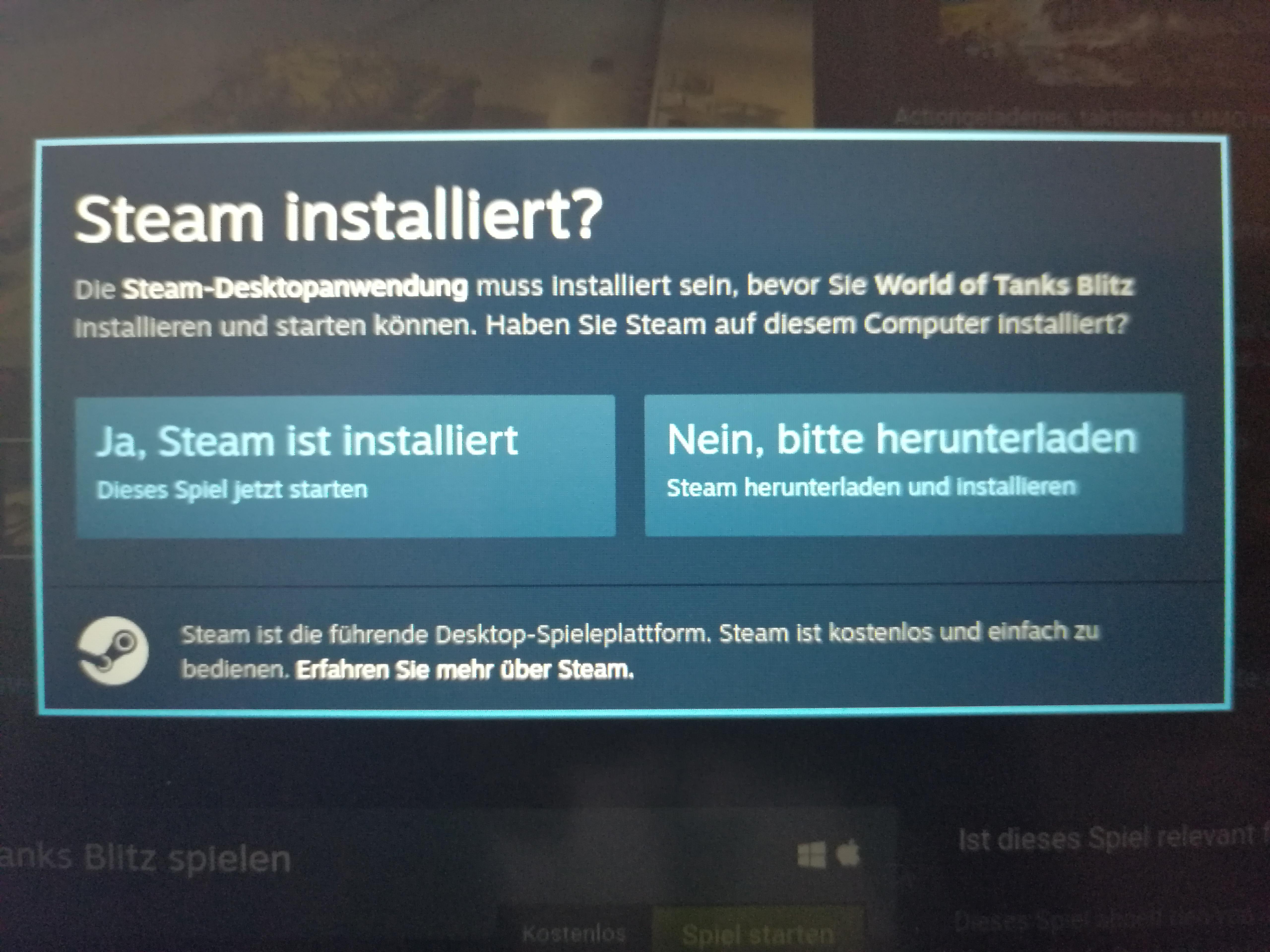 Kann Steam Nicht öffnen