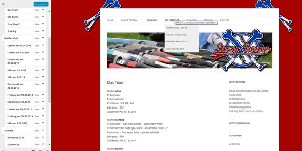 Screenshot - (Website, Homepage, Wordpress)