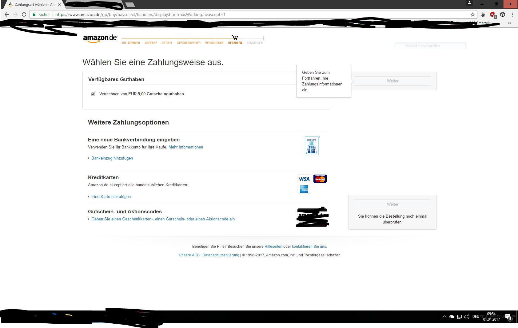 Amazon Mit Rechnung Bezahlen : warum kann ich die nichts mit amazon gutscheinen bezahlen ~ Themetempest.com Abrechnung