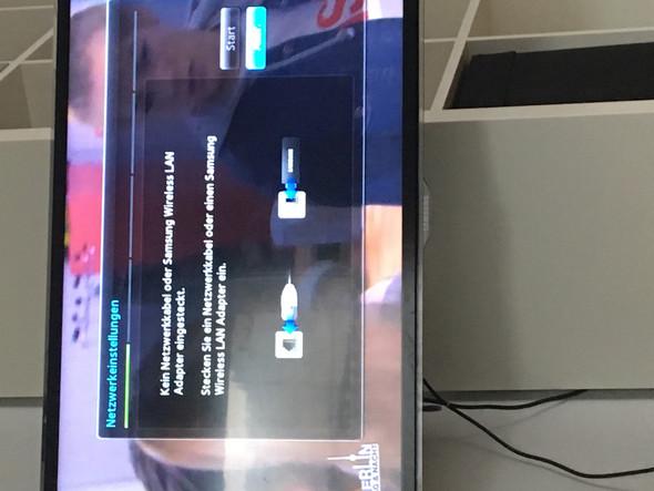 Warum kann ich mein Samsung smart Tv nicht mit dem Wlan verbinden?