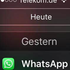 WhatsApp  - (Technik, iPhone, Apple)