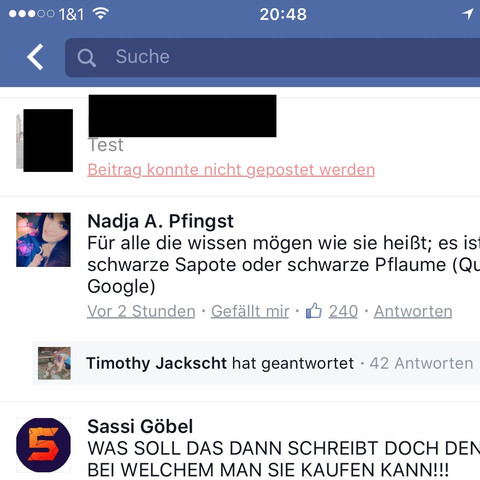 Woran liegt das !!?!?! - (Internet, Facebook, social-media)