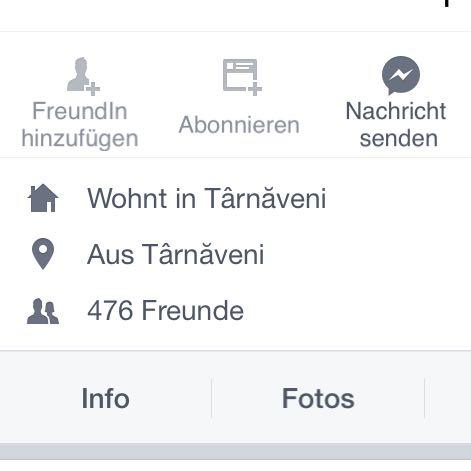 facebook kann nicht als freund hinzufügen