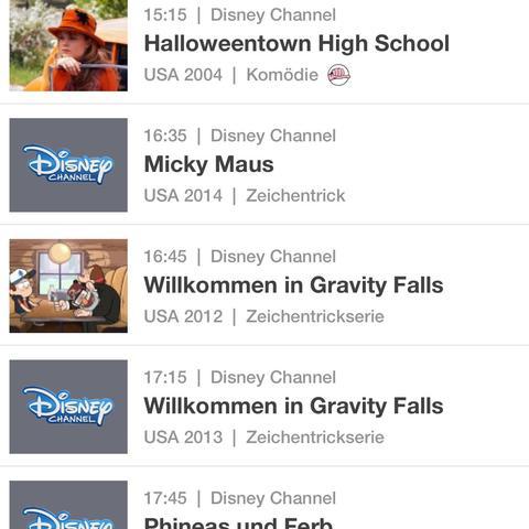 Disney  - (Fernsehen, Schrott)