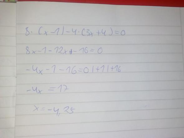Gleichung - (Mathe, Gleichungen, ergebnis)