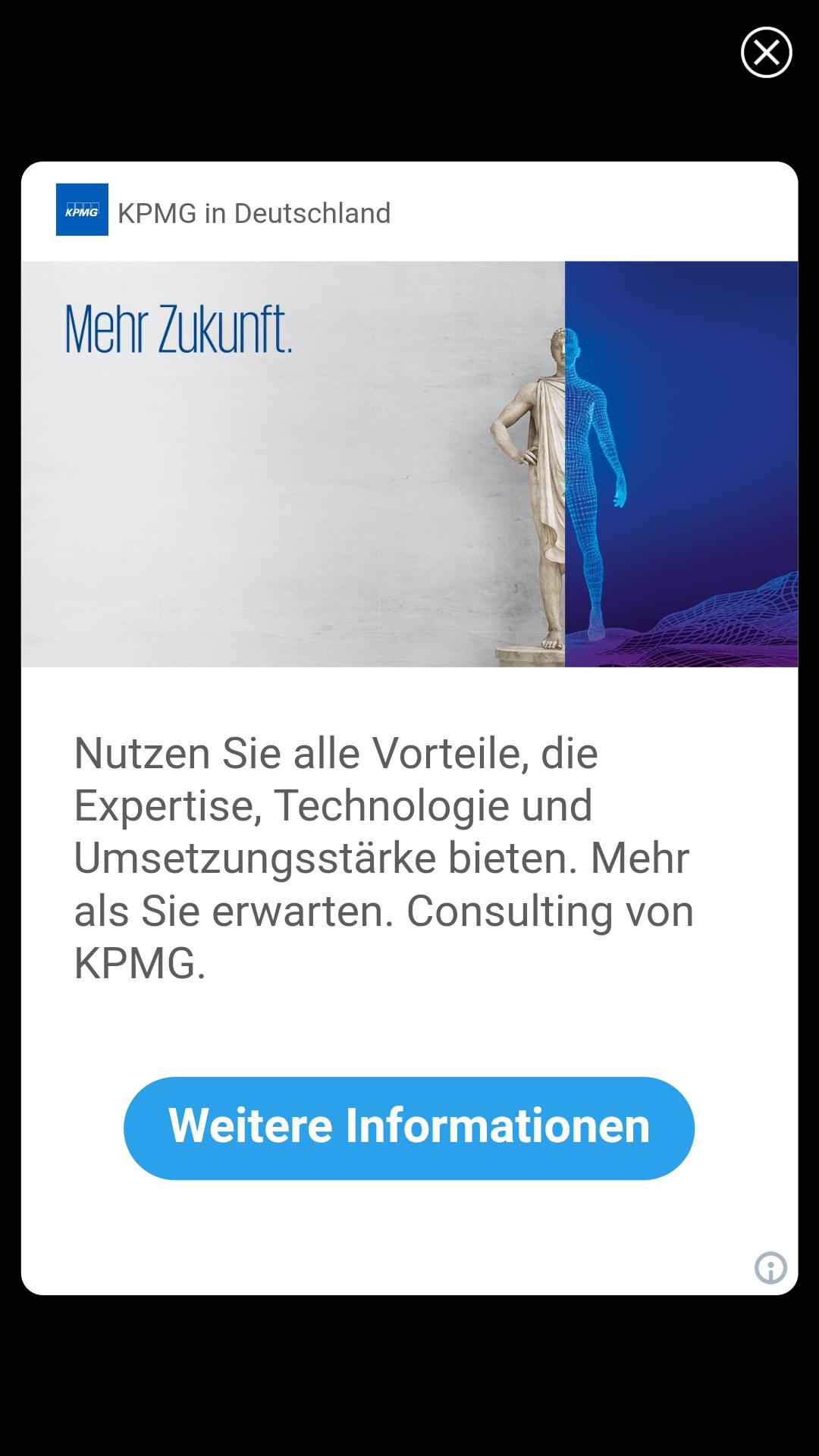 Handy Virus Werbung