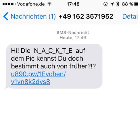 Bild. - (Handy, iPhone, SMS)