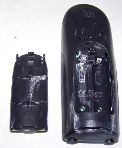Warum laufen die Batterien am Telefon aus?