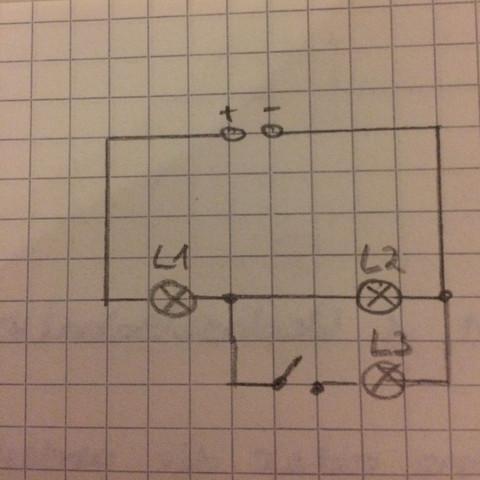Der Schaltplan - (Physik, Schaltung)