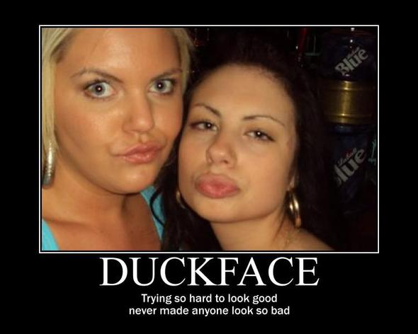 Duckface2 - (Internet, Mädchen, Foto)