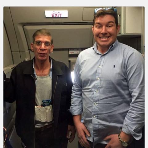 Hier bild - (Foto, Flugzeug)