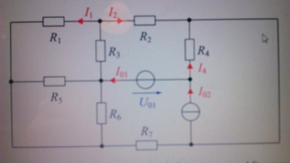 Schaltbild 1 - (Elektronik, Elektrik, Elektrotechnik)