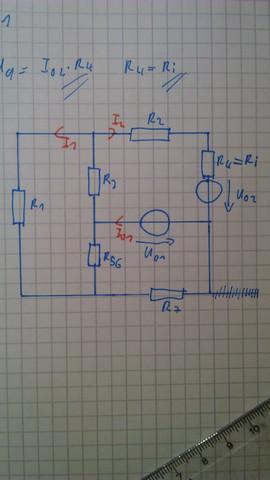 Meine Schaltung - (Elektronik, Elektrik, Elektrotechnik)