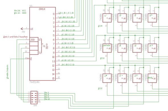 Schaltplan - (Computer, Technik, Elektronik)