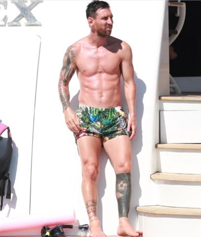 Warum rasieren Fußballer sich überall?