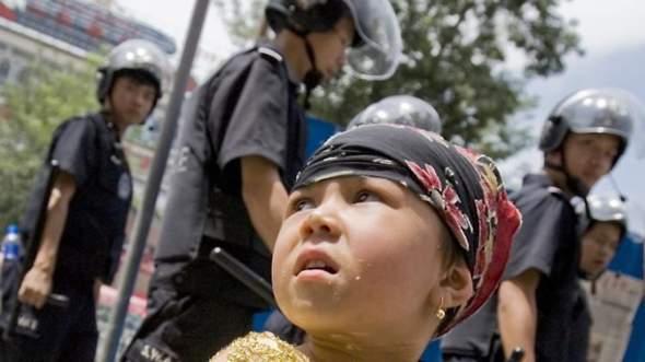 Warum redet niemand über die Muslime in China?