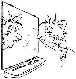 So spiegelt mein Spiegel - (Physik, Licht, Spiegel)
