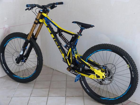 Warum sehen Freeride/Downhill Bikes so geil aus :D?