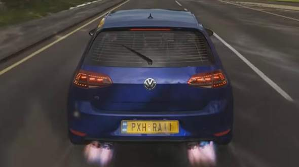 Warum sehen manche Autos in FH (Forza Horizon) so unrealistisch aus?