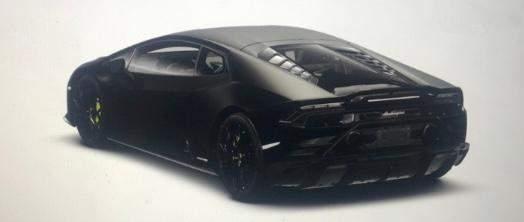 Warum sehen schwarze Sportwagen so böse aus?