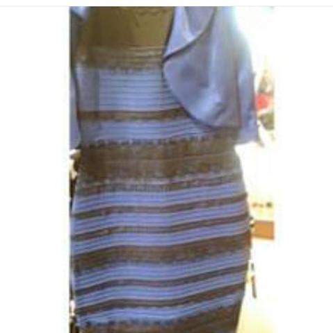Warum sieht jeder eine andere Farbe?