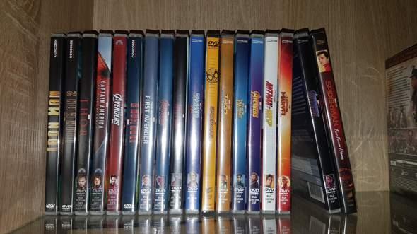 Warum sind die Iron Man Filme von einem anderen Hersteller?