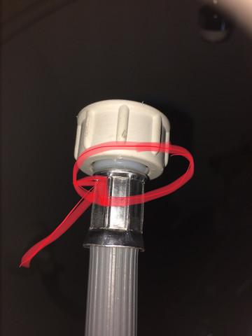 Warum Spritzt Wasser Aus Dem Anschluss Zur Waschmaschine?