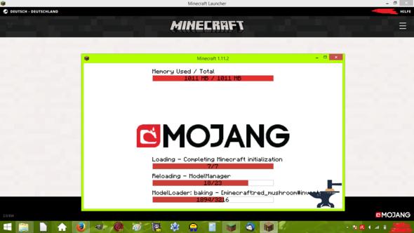 So sah das am schluss aus - (Minecraft, Gaming, Mods)