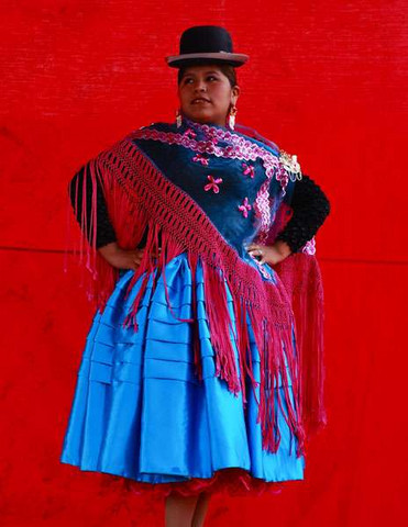 - (Mode, Kultur, Bolivien)