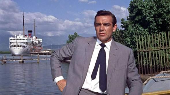 Warum tragen Männer in alten Filmen immer Anzüge?