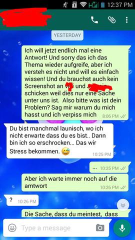 - (Schule, Freundschaft, Stress)