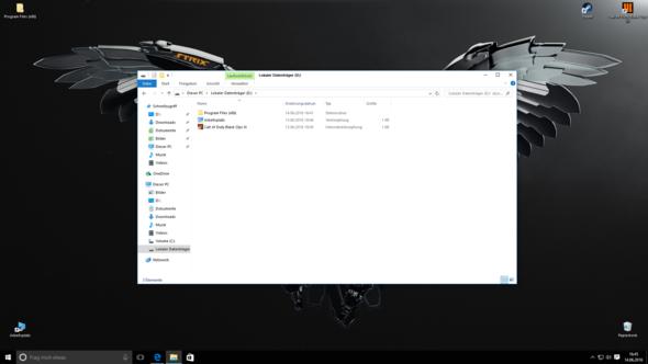 Bild 1 - (PC, Festplatte, Desktop)