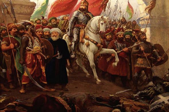 Warum war das Osmanische Reich so stark?