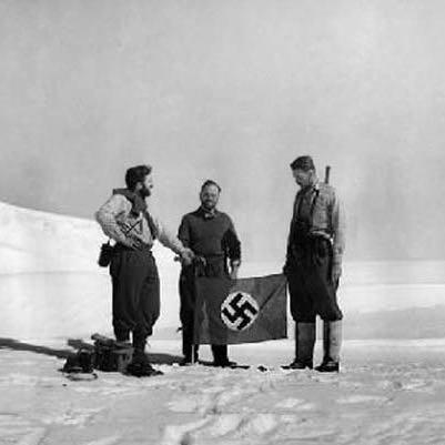 Nordpol - (Geschichte, Drittes Reich, Okkultismus)