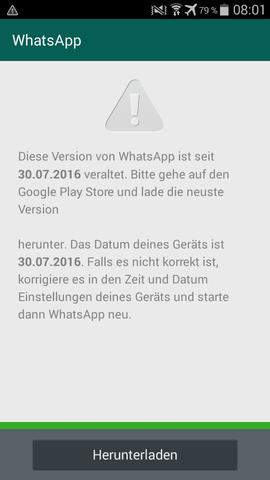 Bild - (WhatsApp, Google)