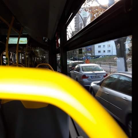 """Warum werden im ÖPNV neue Bus-Linien erst am """"Einführungstag"""" bekannt gemacht?"""