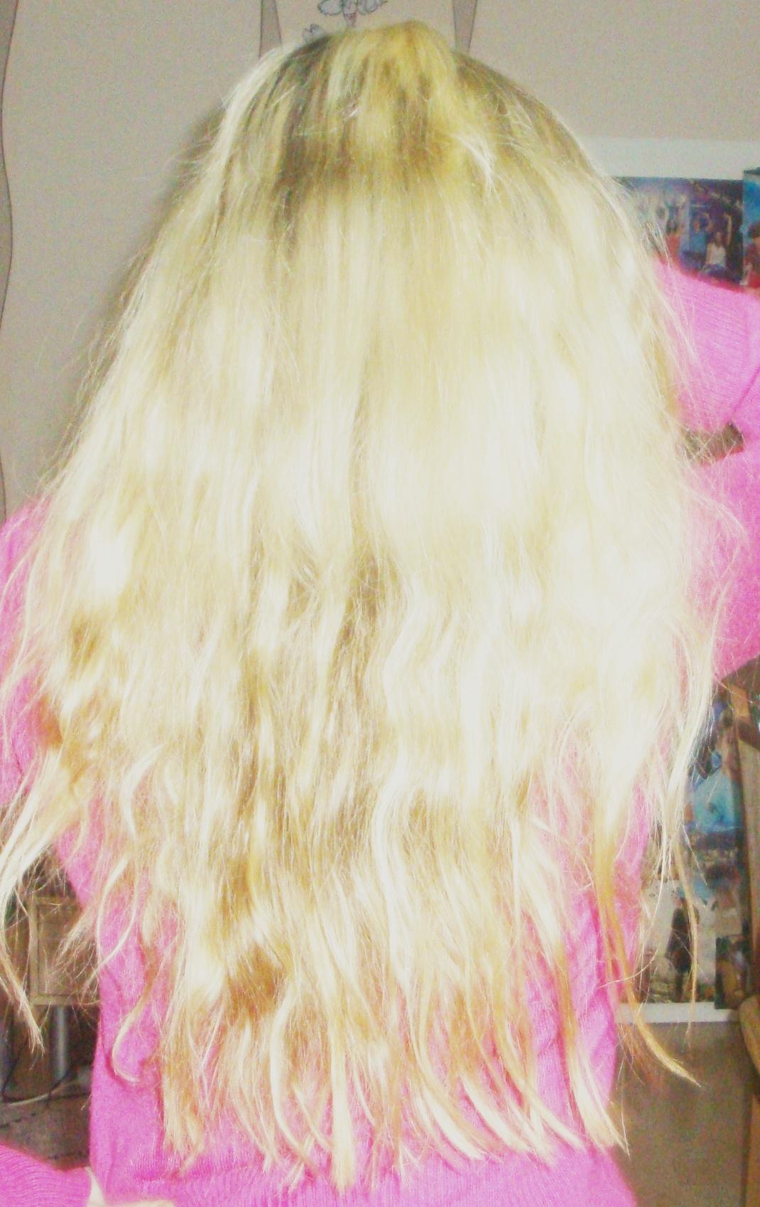 Haare immer so schnell fettig