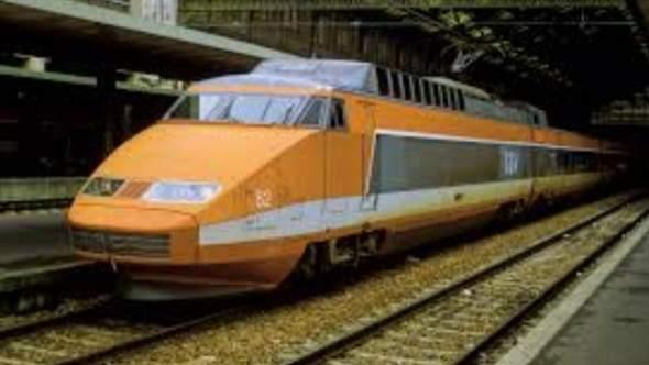 Warum wird der TGV im allgemein als erster europäischer Hochgescheindigkeitszug bezeichnet?