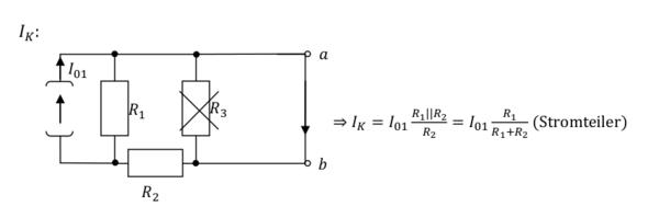 warum wird der widerstand  ausgelassen physik