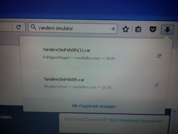 Seine Fehlermeldung(en). - (Download, Yandere Simulator)