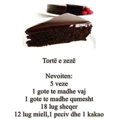 Schokoladenkuchen - (Kochen, backen, Kuchen)