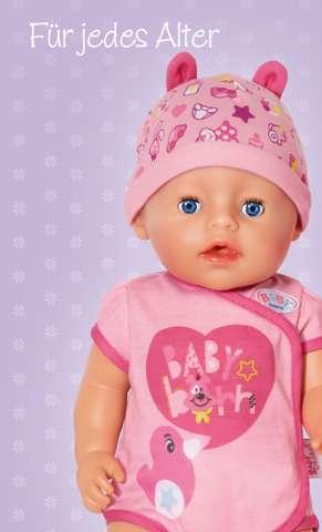 """Warum wird um die Puppe """"Baby Born"""" von Zapf so ein Hype gemacht?"""