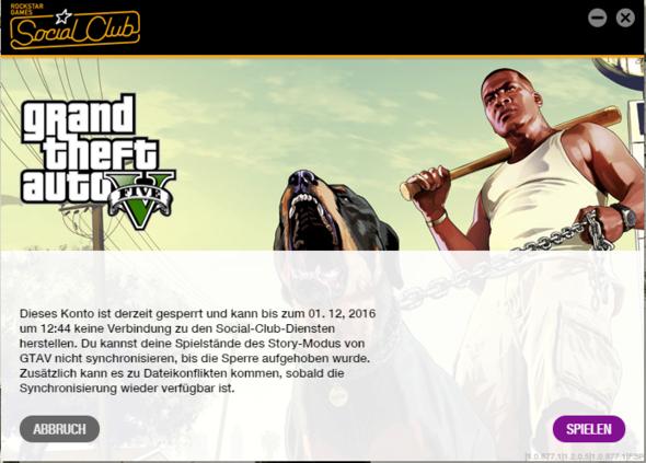 Versuche zu starten... - (GTA online, Grand Theft Auto, Rockstar)