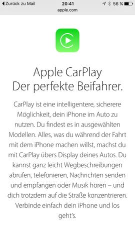 Car Play - (Apple, App Store)