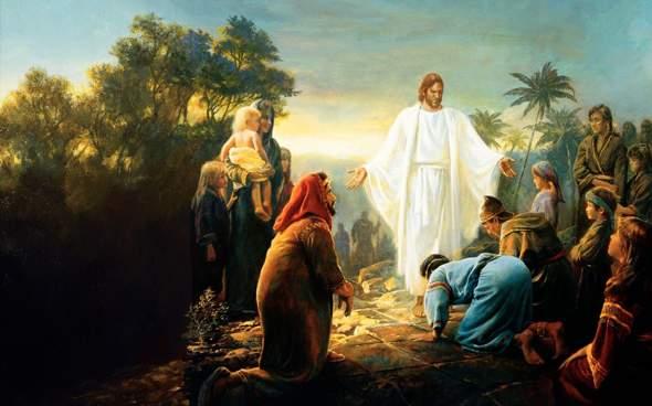 Gott Christentum