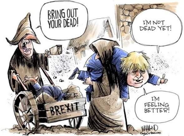 """Was ändert sich am """"Status"""" für Menschen aus Großbritannien durch den Brexit am Jahresende? Sind die dann Asylanten und müssten """"Heim in´s Reich""""?"""