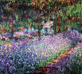 von claude Monet - (Kunst, Interpretation, Claude Monet)
