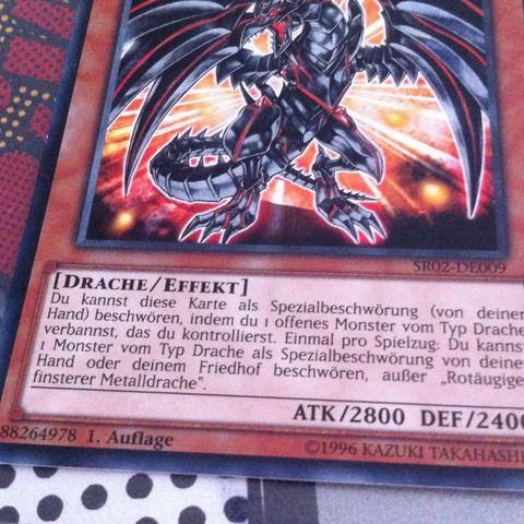 Die Karte - (Yu-gi-oh, Kartenspiel)