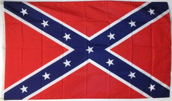 Amerikanische Kriegsflagge